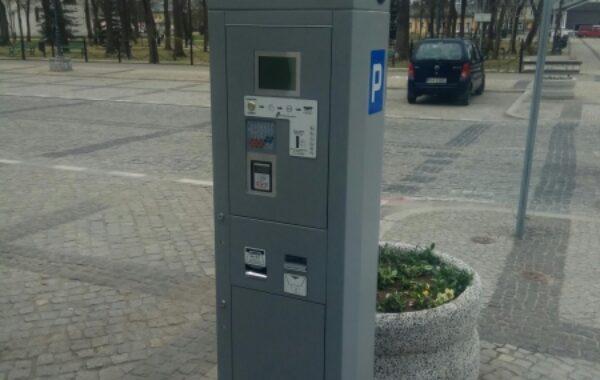 Parkomaty DEJW w Szczawnie-Zdroju