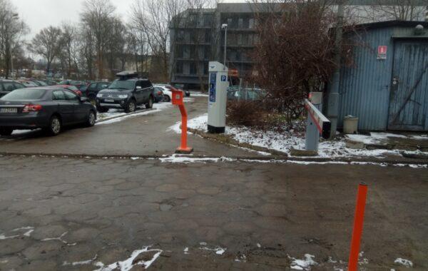 Administrujemy parkingami (SPP) przy SPSK nr 1 w Lublinie