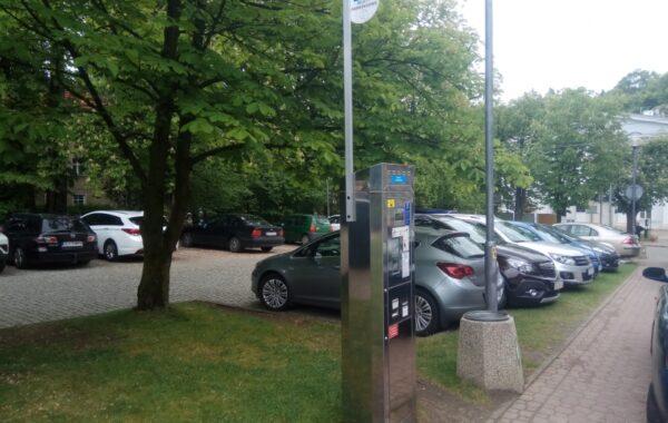 Nowe parkomaty dla Gminy Szczawno-Zdrój
