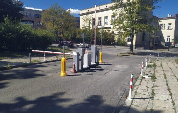 DEJW operatorem parkingu w Kielcach