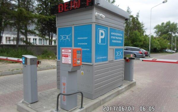 DEJW operatorem parkingów przy USD w Lublinie