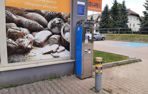 Administrujemy parkingiem przy Intermarche Krynica-Zdrój